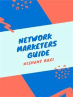 Network Marketers Guide