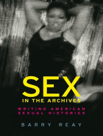 Sex in the archives
