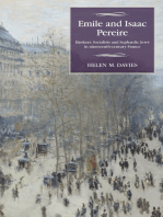 Emile and Isaac Pereire: Bankers, Socialists and Sephardic Jews in nineteenth-century France