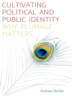 Cultivating political and public identity