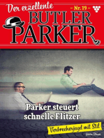 Der exzellente Butler Parker 19 – Kriminalroman