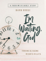 I'm Waiting, God - Women's Bible Study Guide with Leader Helps