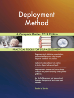 Deployment Method A Complete Guide - 2019 Edition