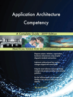 Application Architecture Competency A Complete Guide - 2019 Edition