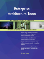 Enterprise Architecture Team A Complete Guide - 2019 Edition