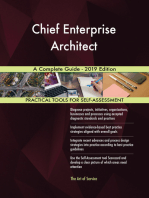 Chief Enterprise Architect A Complete Guide - 2019 Edition