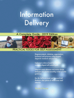 Information Delivery A Complete Guide - 2019 Edition