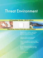 Threat Environment A Complete Guide - 2019 Edition