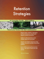 Retention Strategies A Complete Guide - 2019 Edition
