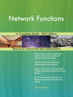 Network Functions A Complete Guide - 2019 Edition