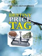 Destiny Price Tag