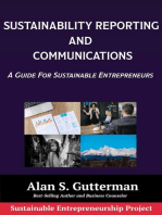 Sustainability Reporting and Communications