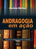 ANDRAGOGIA EM AÇÃO
