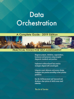 Data Orchestration A Complete Guide - 2019 Edition