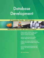 Database Development A Complete Guide - 2019 Edition