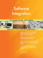 Software Integration A Complete Guide - 2019 Edition