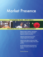 Market Presence A Complete Guide - 2019 Edition