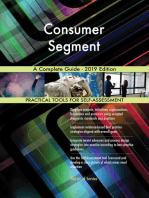 Consumer Segment A Complete Guide - 2019 Edition