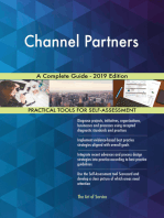 Channel Partners A Complete Guide - 2019 Edition