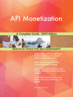 API Monetization A Complete Guide - 2019 Edition