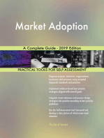 Market Adoption A Complete Guide - 2019 Edition