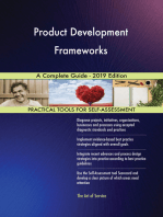 Product Development Frameworks A Complete Guide - 2019 Edition