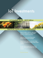 IoT Investments A Complete Guide - 2019 Edition