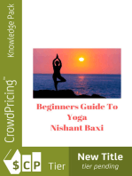 Beginners Guide To Yoga