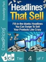 Headlines That Sell