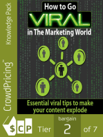 How to Go Viral in The Marketing World