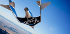Virgin Galactic Unveiling Mission Control For Space Tourism