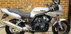 Yamaha FZS600 Fazer part 4 Feeling flushed!