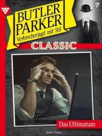 Butler Parker Classic 7 – Kriminalroman