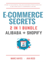 E-Commerce Secrets 2 in 1 Bundle