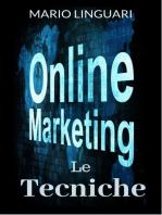 Marketing Online Le Tecniche