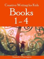 Creative Writing for Kids Books 1- 4