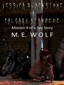 Jessica Blackstone in Calgary Stampede: A Spy Story, #9