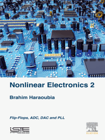 Nonlinear Electronics 2: Flip-Flops, ADC, DAC and PLL
