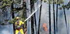 Wildfire Health Hazards Extend Hundreds Of Miles