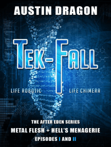Tek-Fall (The After Eden Series): The After Eden Series: Tek-Fall