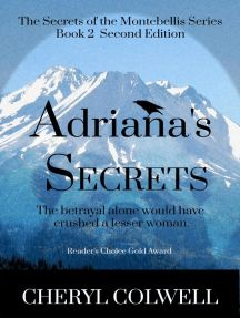 Adriana's Secrets: The Secrets of the Montebellis Series, #2