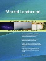 Market Landscape A Complete Guide - 2020 Edition