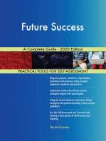 Future Success A Complete Guide - 2020 Edition