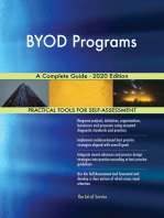 BYOD Programs A Complete Guide - 2020 Edition