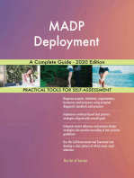 MADP Deployment A Complete Guide - 2020 Edition