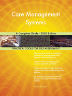 Care Management Systems A Complete Guide - 2020 Edition