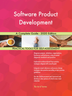 Software Product Development A Complete Guide - 2020 Edition