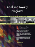 Coalition Loyalty Programs A Complete Guide - 2020 Edition
