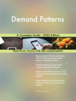 Demand Patterns A Complete Guide - 2020 Edition