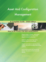 Asset And Configuration Management A Complete Guide - 2020 Edition